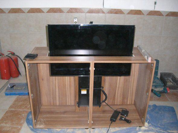Fernseher Verstecken auf Pinterest  Wohnzimmer, Versteckter fernseher