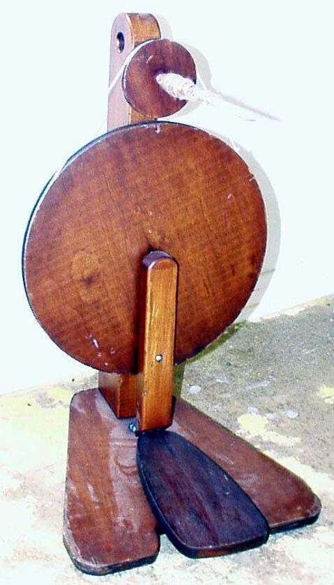 Penguin Quill Spinning Wheel For Sale