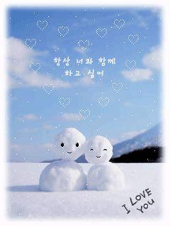韩国原创卡通240x320动态手机图片