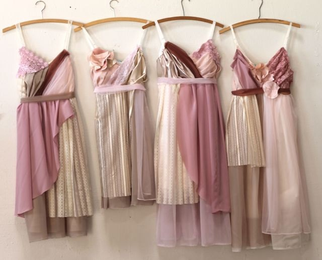 bridesmaids: Finals, Fashion, Dresses Maker, Color, Bridesmaid Dresses, Asa Dresses, Bridesmaids Dresses, Beautiful Dresses, Romantic Dresses