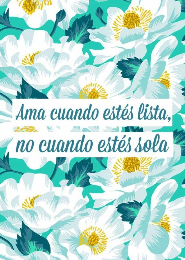 #ama #lista #nosola
