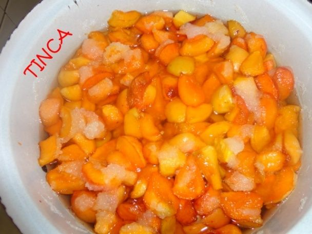 Marhuľový džem - univerzálny recept na džemy (fotorecept) - obrázok 1