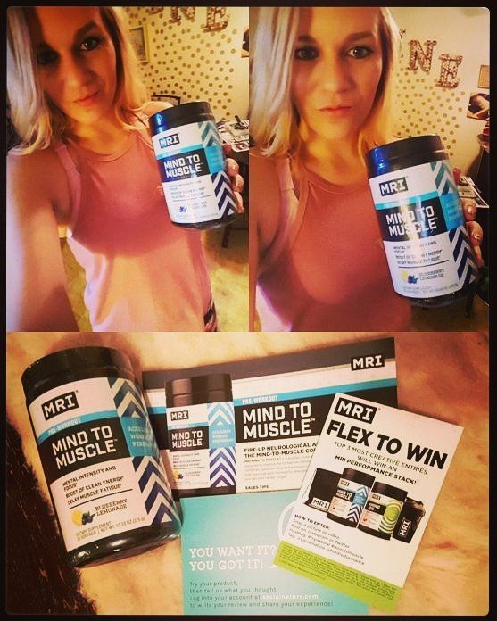 """30 Likes, 1 Comments - Super Saving Moms (@supersavingmoms) on Instagram: """"MRI's Mind to Muscle Pre-Workout Supplement is awesome! It's get me amp'd and ready to workout…"""""""
