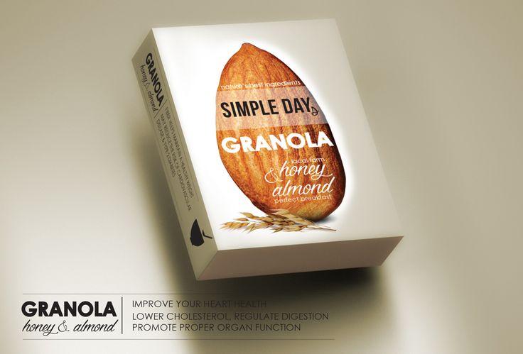packaging design breakfast cereal