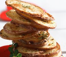 Baked French Fries | canolaeatwell.com