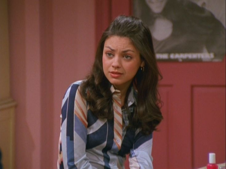 """Costume Idea: Jackie Burkhart...or for group costumes the whole cast of """"That 70's Show"""""""