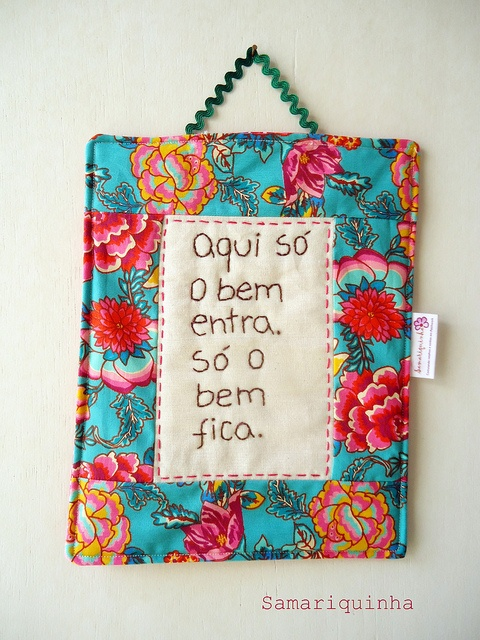 Casa bem protegida! by Fotos de Samariquinha- Micheline Matos, via Flickr