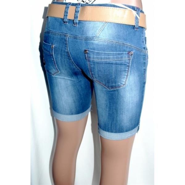 Шорты женские джинсовые турция