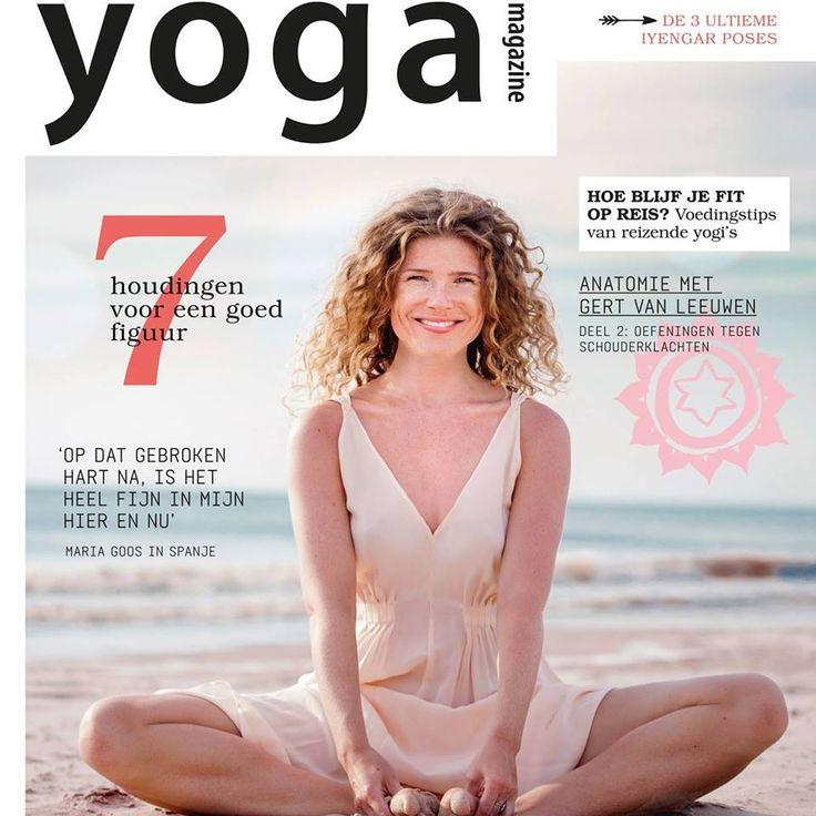 Yoga Magazine 2016 - 3 Zeven houdingen voor een goed figuur.