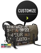 guys: customizable messenger bags