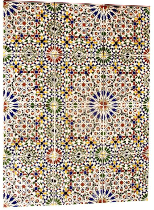 Stunning. Medina tile. $80. Wouldn't that be a stunning backdrop to a stove?