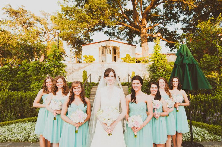 Bridesmaid39s dresses from lulu39s bridal boutique dallas for Wedding dress boutiques dallas