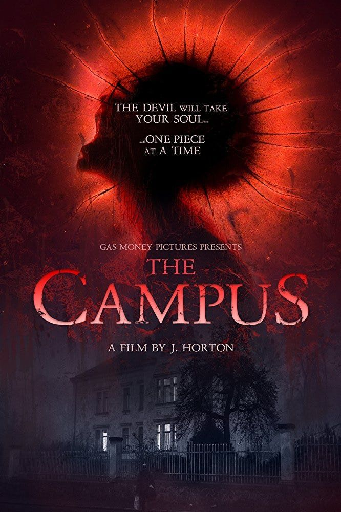 The Campus (2018) Movie in 2019 | New Horror Movies and