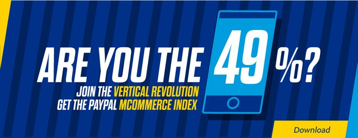 The PayPal mCommerce Index