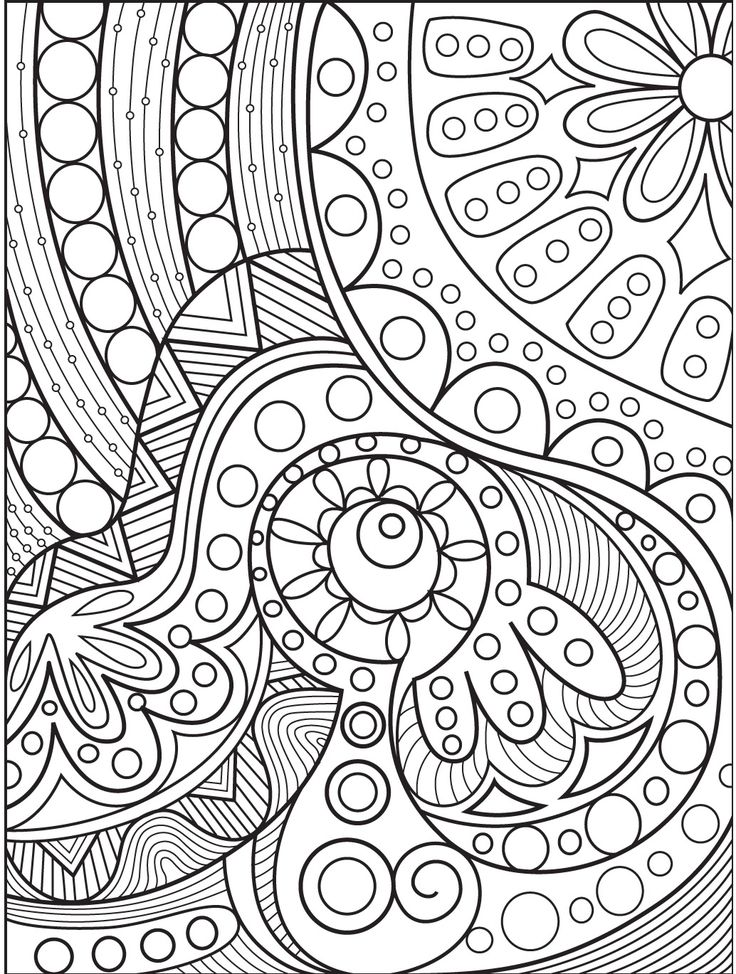 4642 best Zentangles Adult Colouring