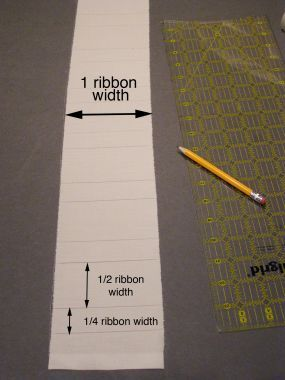 Re-Create Pleated Edging - Threads