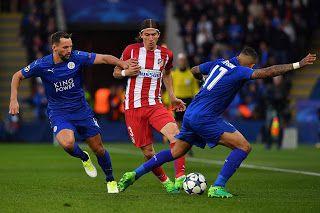 Blog Esportivo do Suíço:  Leicester busca empate, mas Atlético avança para a semifinal