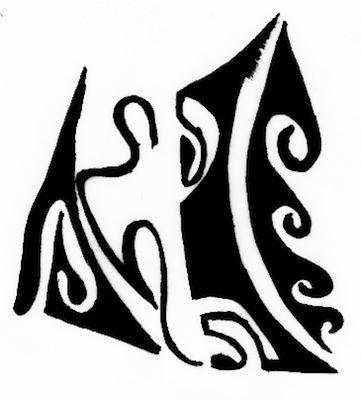 tattoo drawing by BvLn (B.L)
