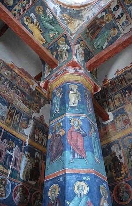 Monastero di Snagov, uno dei presunti luoghi di sepoltura di Vlad l'Impalatore