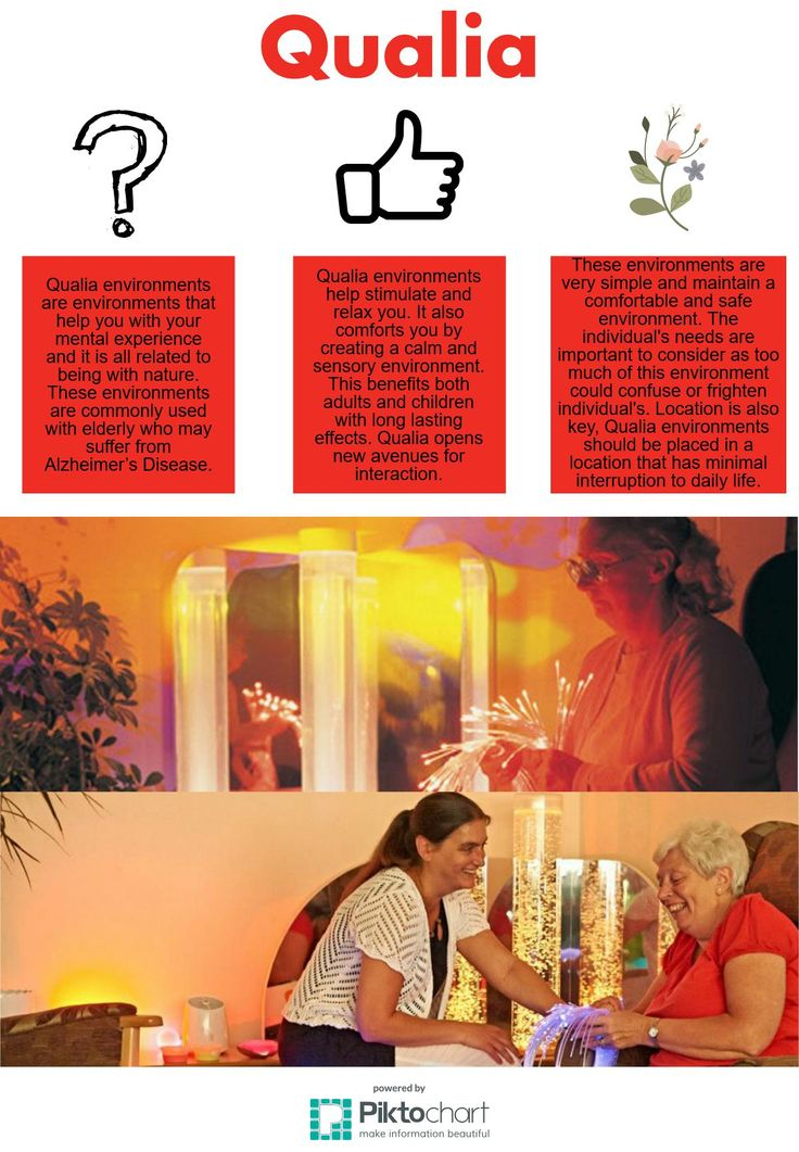 Qualia -  http://www.sensoryplus.co.uk/helping-you-choose/qualia Qualia environments provide an atmosphere that stimulates and relaxes, promotes enquiry yet ensures comfort. Take a look at our infographic more information. 23 Rookwood Way, Haverhill, Suffolk, CB9 8PB.