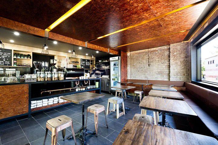 Replay Espresso café by Mima Design, Sydney – Australia - Retail Design Blog