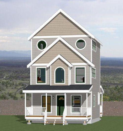 20x20 tiny house 1 067 sq ft pdf floor plan model 8d for 20x20 garage