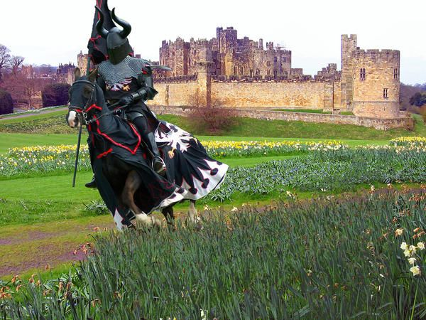 Dreaming of knights in shimmering armor? ♛ Stay in a #castle hotel http://www.thewondermap.com/castles-to-stay-in/