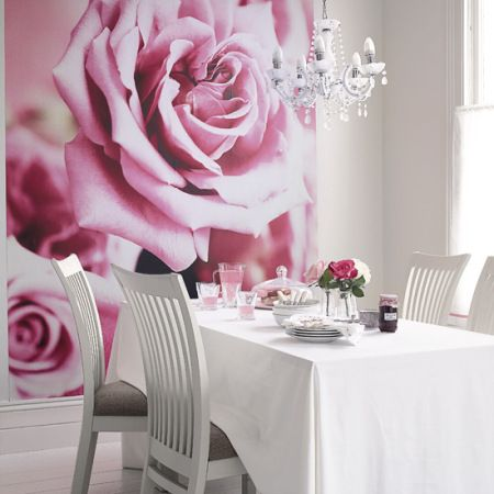 206 best pink dining rooms images on pinterest | pink dining rooms