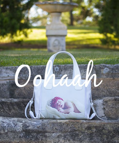 Audrey  create your own designer handbag as simple as uploading your photo to our website