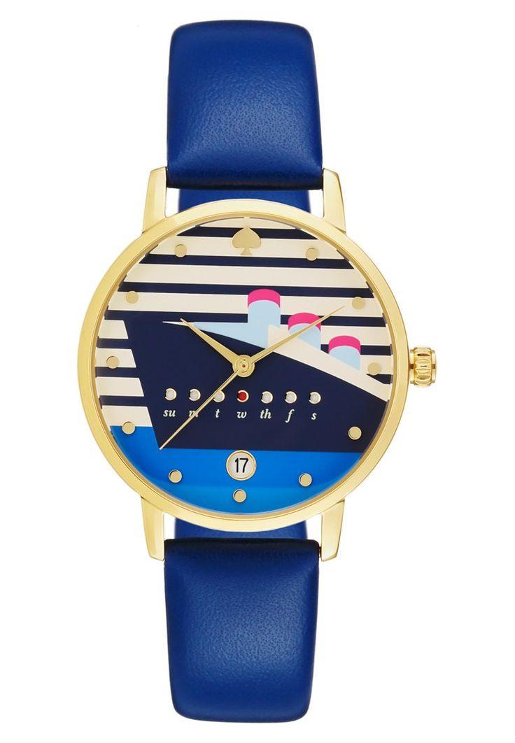 Kate Spade Zegarek blau