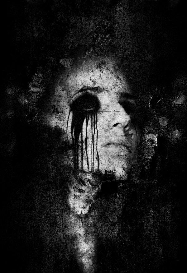 Creepy As Fuck Horror Art by MOPPAA – CVLT Nation  |Disturbing Dark Scary