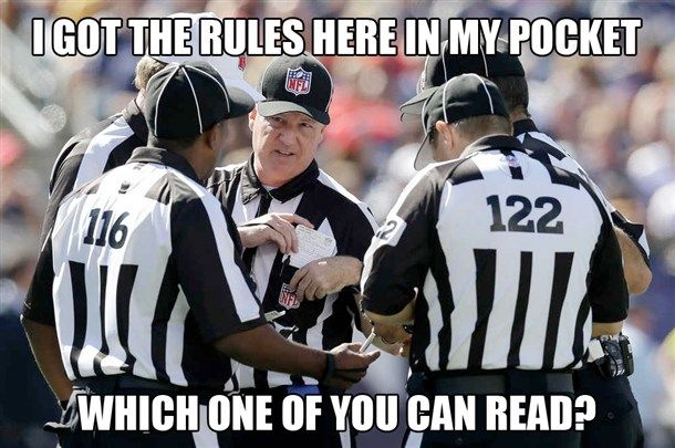 how much do nfl refs make gamble football