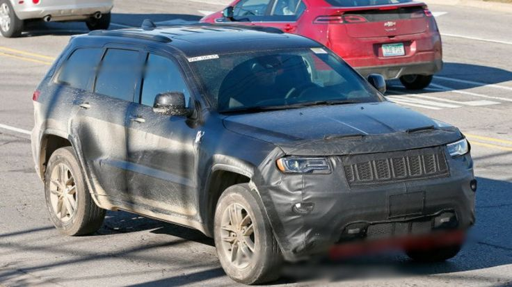 The 2017 Jeep Grand Cherokee is also predicted to power by a Hellcat engine that will be offered as an option...all-wheel drive system, the 6.2-liter engine