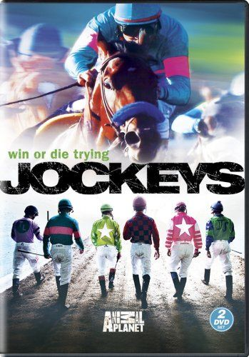 Jockeys : Season 1 / HU DVD 11494 / http://catalog.wrlc.org/cgi-bin/Pwebrecon.cgi?BBID=14023572
