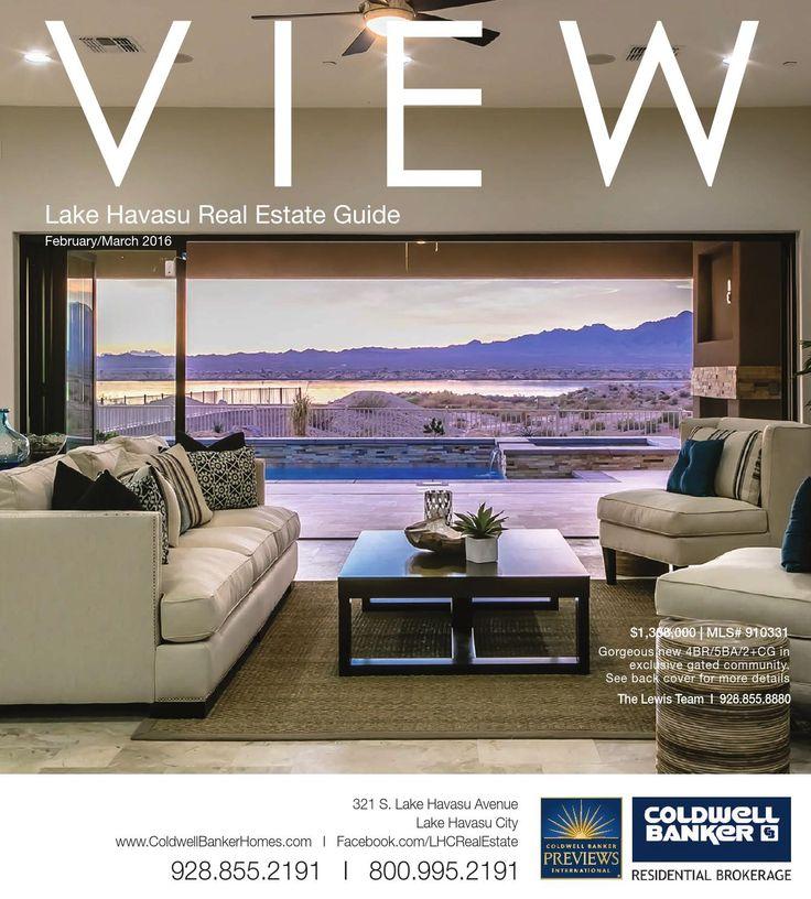 Lake Havasu Real Estate Guide Feb/Mar 2016