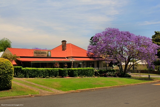 Memories Cafe - Tinonee , NSW    Copyright - All Rights Reserved - Black Diamond Images