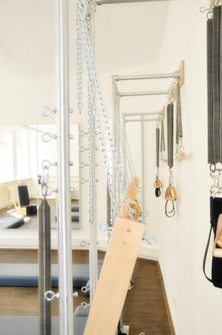 Pilates malibu chair buy malibu chair pilates combo - Gratz Equipped Pilates Studio In The Heart Of Frankfurt