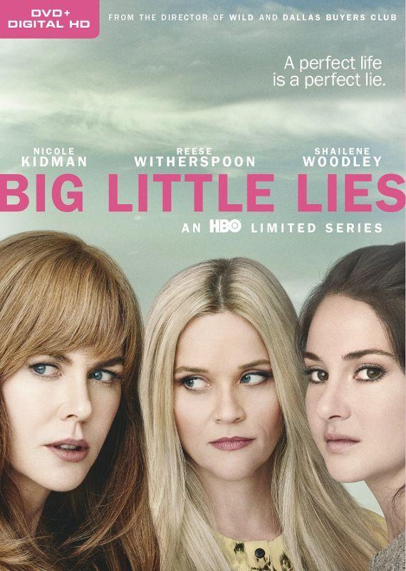 Big Little Lies Season 1 Includes Digital Copy Ultraviolet 3 Discs Dvd Best Buy Big Little Lies Big Little Hbo