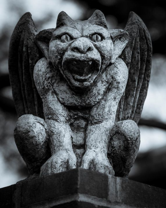 Gargoyle Tattoo Dragon Art Sculpture Body Cathedral Ugly Things Pinch Pots Gothic Architecture Green Man