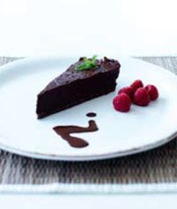 Syndig chokoladekage