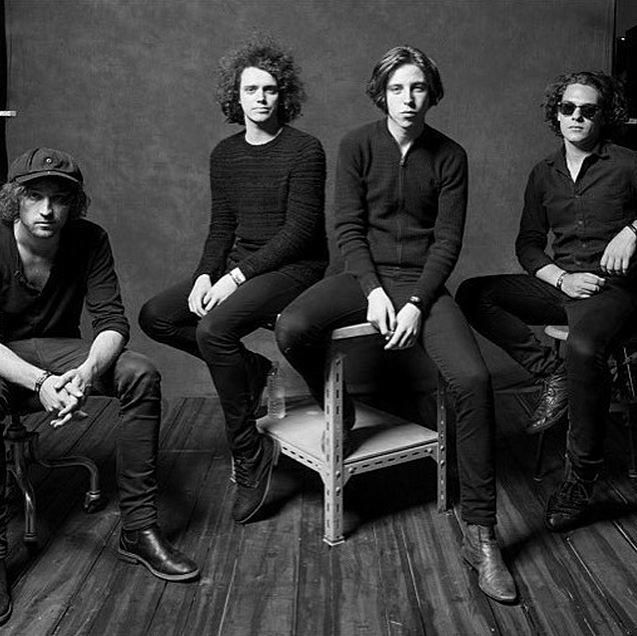 Catfish And The Bottlemen/-- http://www.vevo.com/watch/catfish-and-the-bottlemen/7-(From-the-Studio)/GBUV71600624
