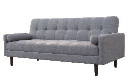 Size: Sofa: 213x92x92cm Bed: 213x115x62.5cm Available in Slate, dark grey, and redContact us for pricing