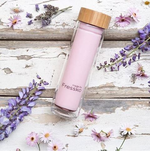Enjoy your favourite smoothie with a flask that's great for on the go or staying at home. Shop the flask at The Organic Project.