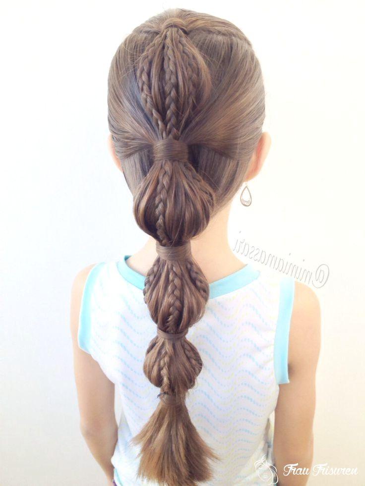 14 Schone Geflochtene Frisuren Fur Kinder Frisuren Kinderfrisuren Kreative Frisuren