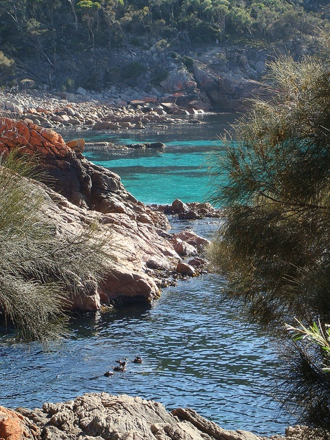 Sleepy Bay, Freycinet National Park - Tasmania  #Australia #travel DONE!