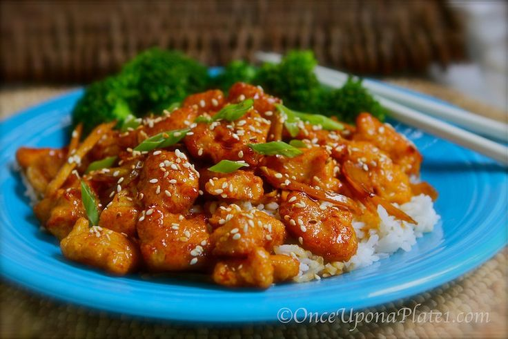 Crispy garlic-ginger chicken :: | Favorite Recipes | Pinterest