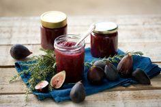Feigen-Rosmarin-Marmelade