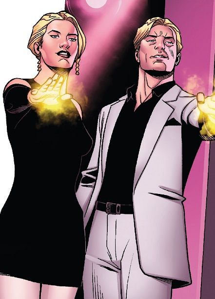 Fenris Andreas - Andrea von Strucker -  (Earth-616) from Black Panther Vol 6
