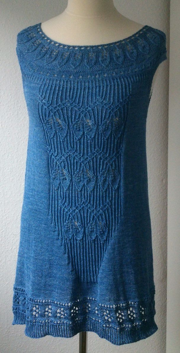 Knitting Summer Tunic : Best knit tops vests images on pinterest knitting
