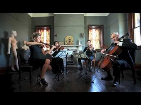 ▶ A Thousand Years - Stringspace String Quartet -   A viola is an important part of the traditional string quartet, along with two violins and a cello.